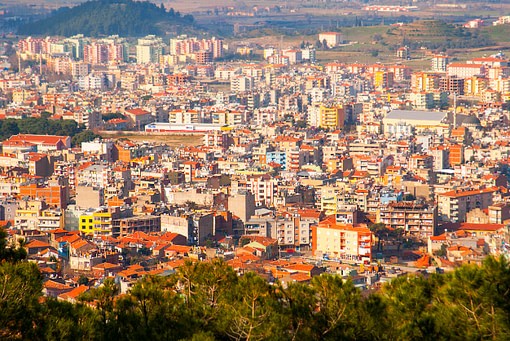 Tire is a populous district, as well as the center town of the same district, in Izmir Province in western Turkey.